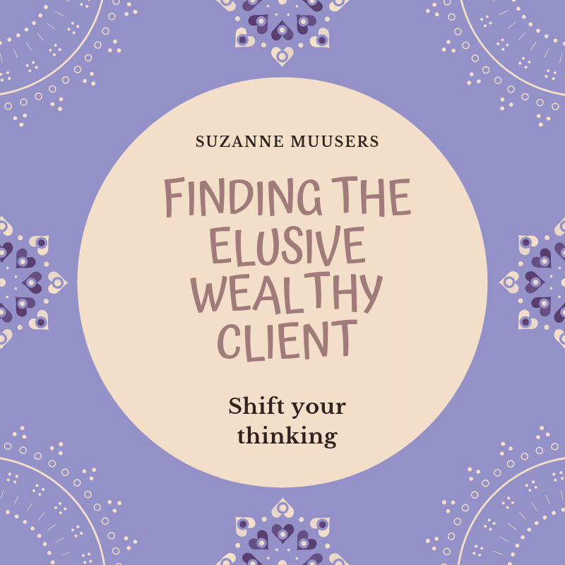Finding the elusive wealthy client