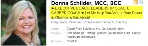 Donna LinkedIn Headline
