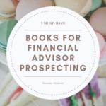 financial advisor prospecting books