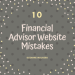 10 financial advisor website mistakes