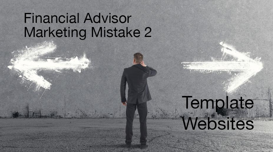 No template websites