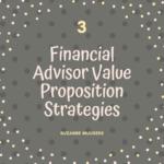 financial advisor value proposition website
