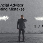 financial advisor marketing mistakes