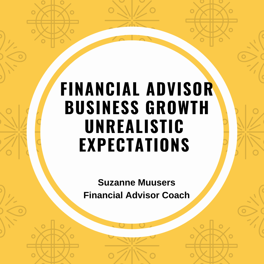 financial advisor business growth
