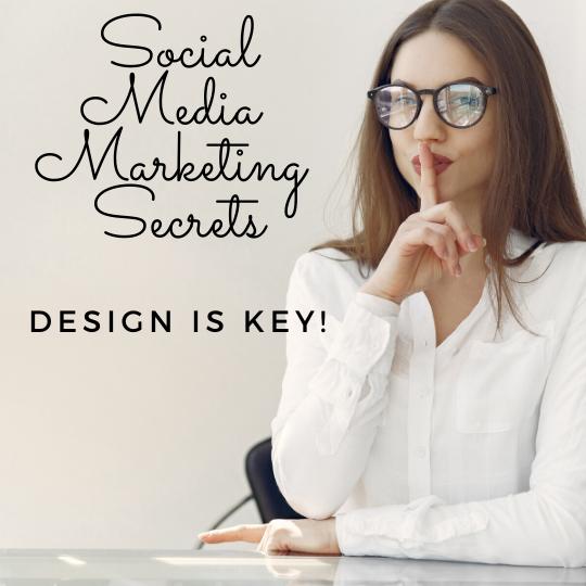 design is key for financial advisor social media
