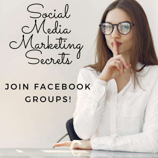 financial advisors can join facebook groups