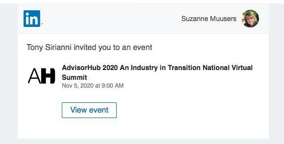 virtual prospecting on LinkedIn