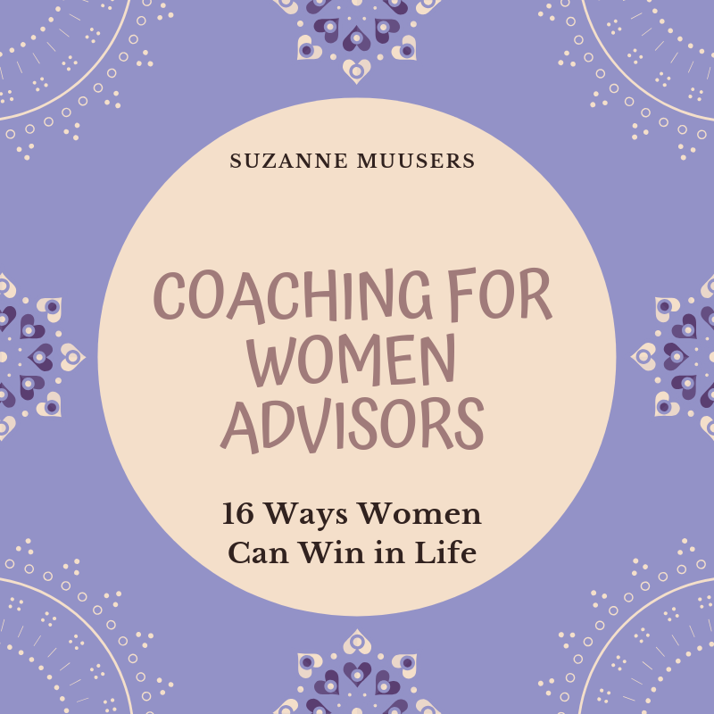 Coaching for women financial advisors