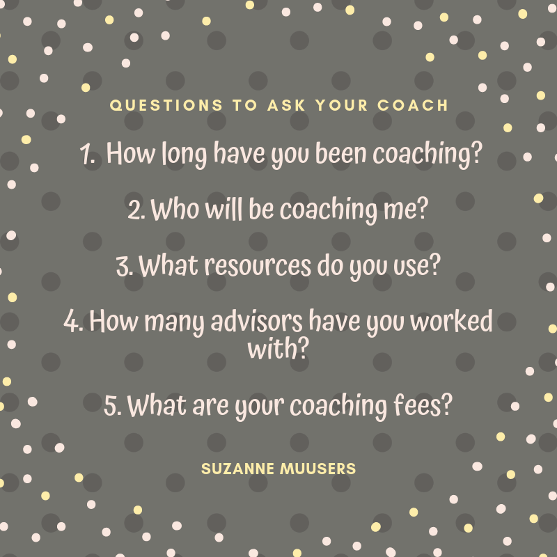 questions to ask before hiring a financial advisor coach